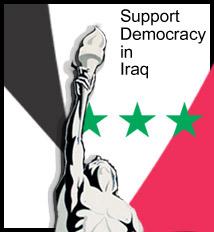 Support Democracy In Iraq