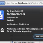 Facebook styr upp säkerheten med SSL