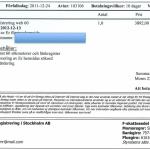 Bluffaktura från Svensk Sökmotorregistrering