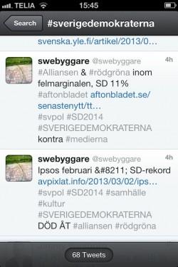 #sverigedemokraterna
