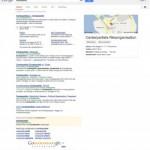 Centerpartiet – närvaro i Google-resultaten