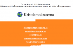 kristdemokrat.se