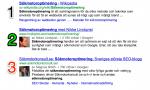 sökmotoroptimering serp 2013-03-17