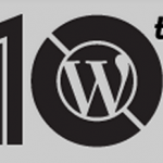 Fira WordPress 10 år!