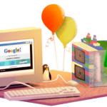 Grattis på födelsedagen Google!
