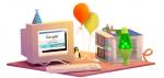 Google 17 år - 2015