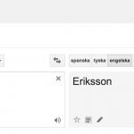 Google har koll på Svennis